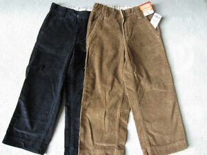 BRAND NEW - OLD NAVY CORDUROY PANTS - SIZE 5