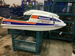 MINT CONDITION KAWASAKI STAND UP JET SKI