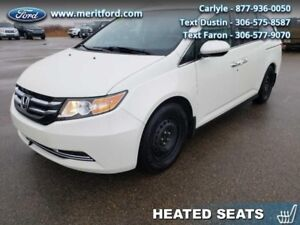 2016 Honda Odyssey EX  Rear DVD, Winter and Summer tires include