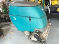 Tennant T5 floor scrubber going out of business sale
