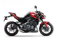 2018 KAWASAKI Z900 A2 RIDE THIS BIKE ON A A2 LICENCE