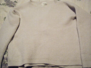 Wilfred Free Sweater--Yarn Made In Italy!