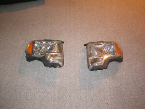 Ford 2010 F150 Headlight Assemblies