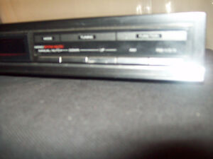 Vintage Fisher AM/FM Stereo Synthesizer Tuner FM 868
