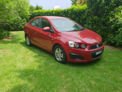 Holden Barina Nowra Nowra-Bomaderry Preview