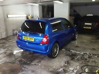 Renault Clio 2.0 sport 182, May swap/px
