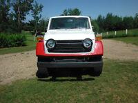 1977 Toyota Land Cruiser FJ55 Wagon