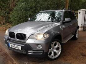 BMW X5 3.0d auto 2007MY SE VERY RARE FULLY LOADED + 7 SEATS + MULTIMEDIA PACK!