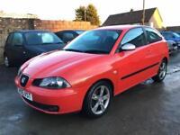 2005 Seat Ibiza 1.8 20v Turbo FR Hatchback 3dr Petrol Manual (190 g/km, 147