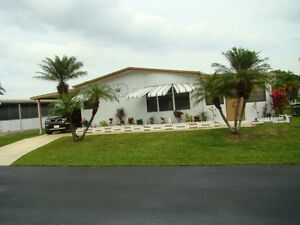 Mobile Home in Gated 55+ Community in West Palm Beach, FL