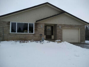 3 bedroom bungalow available April 1