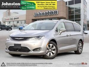 2018 Chrysler Pacifica Limited  - Sunroof - Leather Seats - $176