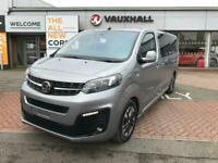 2021 Vauxhall Vivaro-e Life Elite L Electric BEV 50kWh Auto