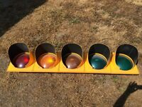 Large traffic light .. Great for Shop or ManCave
