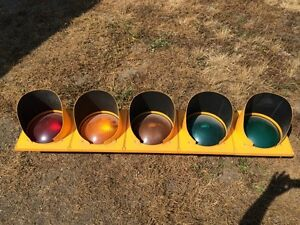 Large traffic light .. Great for Shop or ManCave Regina Regina Area image 1