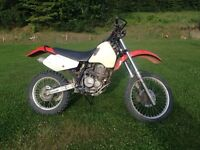 REDUCED!! 1991 Suzuki DR350 (off road version)