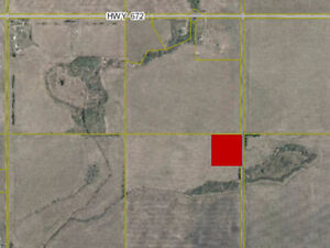 CR-5 ZONED 9.98 ACRES LOCATED ONLY 15 MINUTES NORTHWEST OF GP