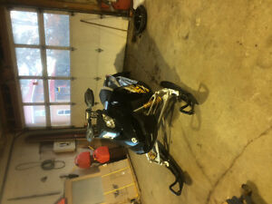 Skidoo mxz 500ss mint shape Kawartha Lakes Peterborough Area image 3