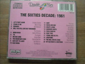 CDs Assorted Artists Original Songs from the 50s & 60s! Peterborough Peterborough Area image 3