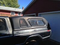 Truck Cap for Early F150 Short Box