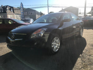 2009 Nissan Altima 2.5 S w/ NEW MVI, oil change & undercoating