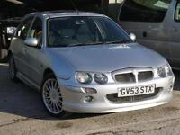 MG/ MGF ZR 2.0 TD ( 113Ps ) + DIESEL>SERVICE HISTORY&CAMBELT