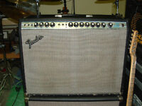 "FENDER TWIN REVERB AUTHENTIC 1974 12"" GENUINE FENDER SPEAKERS"