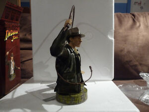 Indiana Jones Collectible  Bust West Island Greater Montréal image 6