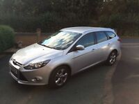 Ford Focus estate tdci Zetec