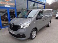 2015 RENAULT TRAFIC SL27 BUSINESS PLUS DCI SWB - A/C - UNDER RENAULT WARRANTY TI