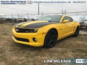 2011 Chevrolet Camaro 2SS   - Fog Lights - $211.63 B/W  - Low Mi