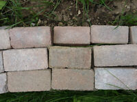 Used interlocking stone