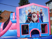 Fetes gonflables.ca/ Kids Inflatable Party.com