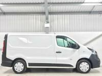 VAUXHALL VIVARO 1.6CDTi 115PS 2900 L1H1 SWB LOW ROOF LOW MILEAGE VAN FACELIFT