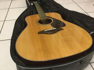 Excellent Yamaha guitar