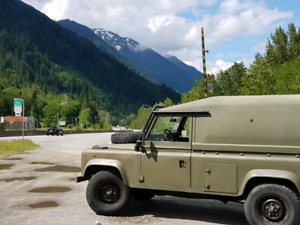 Land rover defender engine wanted