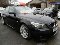 2005 54 BMW 525D M SPORT AUTO DIESEL 525 FULL SERVICE HISTORY MSPORT