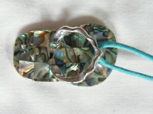 Foot on a Rope Sandal Necklace