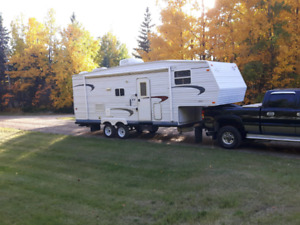 2004 Jayco Jayflight 24.5 RBS 5th Wheel