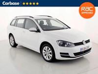 2015 VOLKSWAGEN GOLF 1.6 TDI SE 5dr DSG Estate
