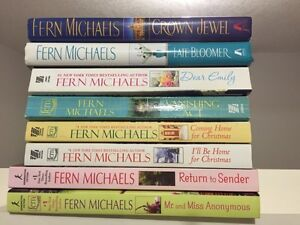 FERN MICHAELS books