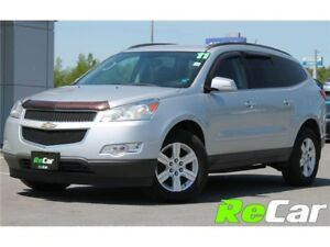 2011 Chevrolet Traverse 1LT LT | AWD | 7-PASSENGER | LOADED
