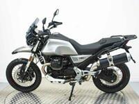 MOTO GUZZI V85 TT - Brand New - 1 Mile