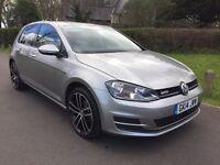 Volkswagen Golf 1.6 se bluemotion, gtd replica, tax exempt