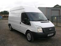 2012 FORD TRANSIT 2.2TDCi ( EU5 ) LWB HIGH ROOF RWD PANEL VAN