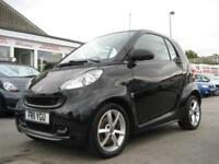 Smart fortwo 0.8cdi ( 54bhp ) Softouch 2011MY Pulse