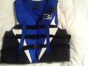 Brand New never used PFD size large