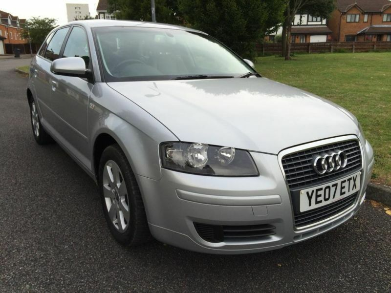 2007 audi a3 2 0 tdi se sportback 5dr in yardley west midlands gumtree. Black Bedroom Furniture Sets. Home Design Ideas