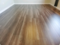 FLOORING INSTALLATION: LAMINATE/HARDWOOD AND MORE!