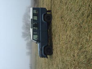 1991 Land Rover Defender County SUV, Crossover